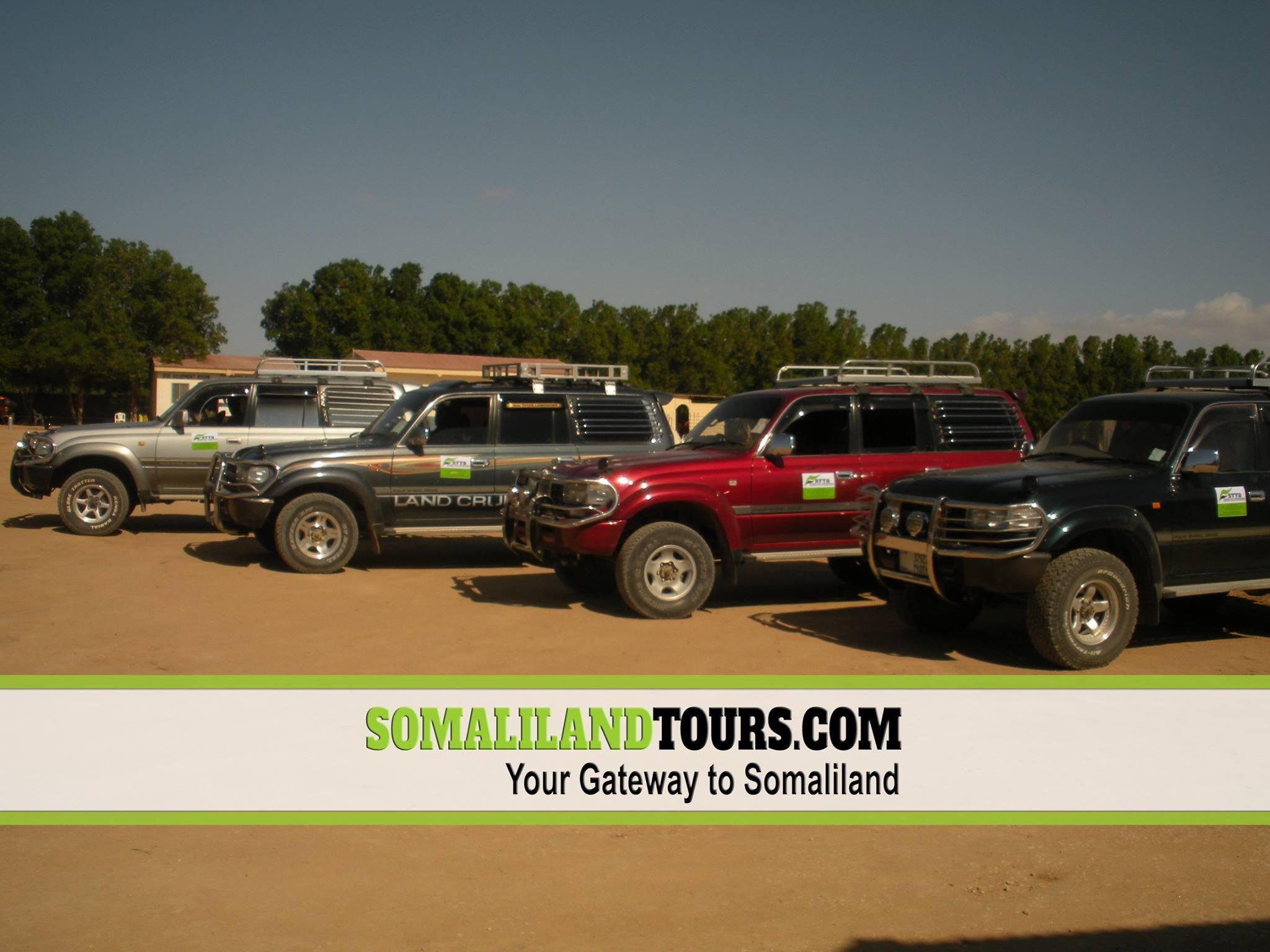 somaliland tour transport