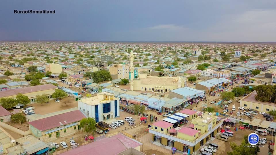 Burao, Somaliland