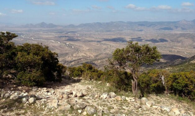 GA'AN LIBAH MOUNTAINS