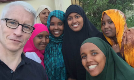 Somaliland is very safe – CNN's Anderson Cooper.