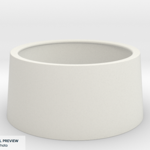 3D Ring from Shapeways