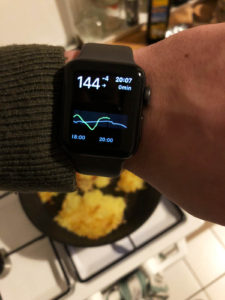apple watch and freestyle libre
