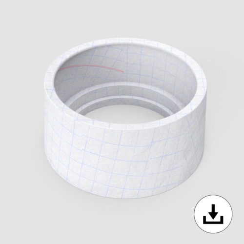 blucon holder 3d File