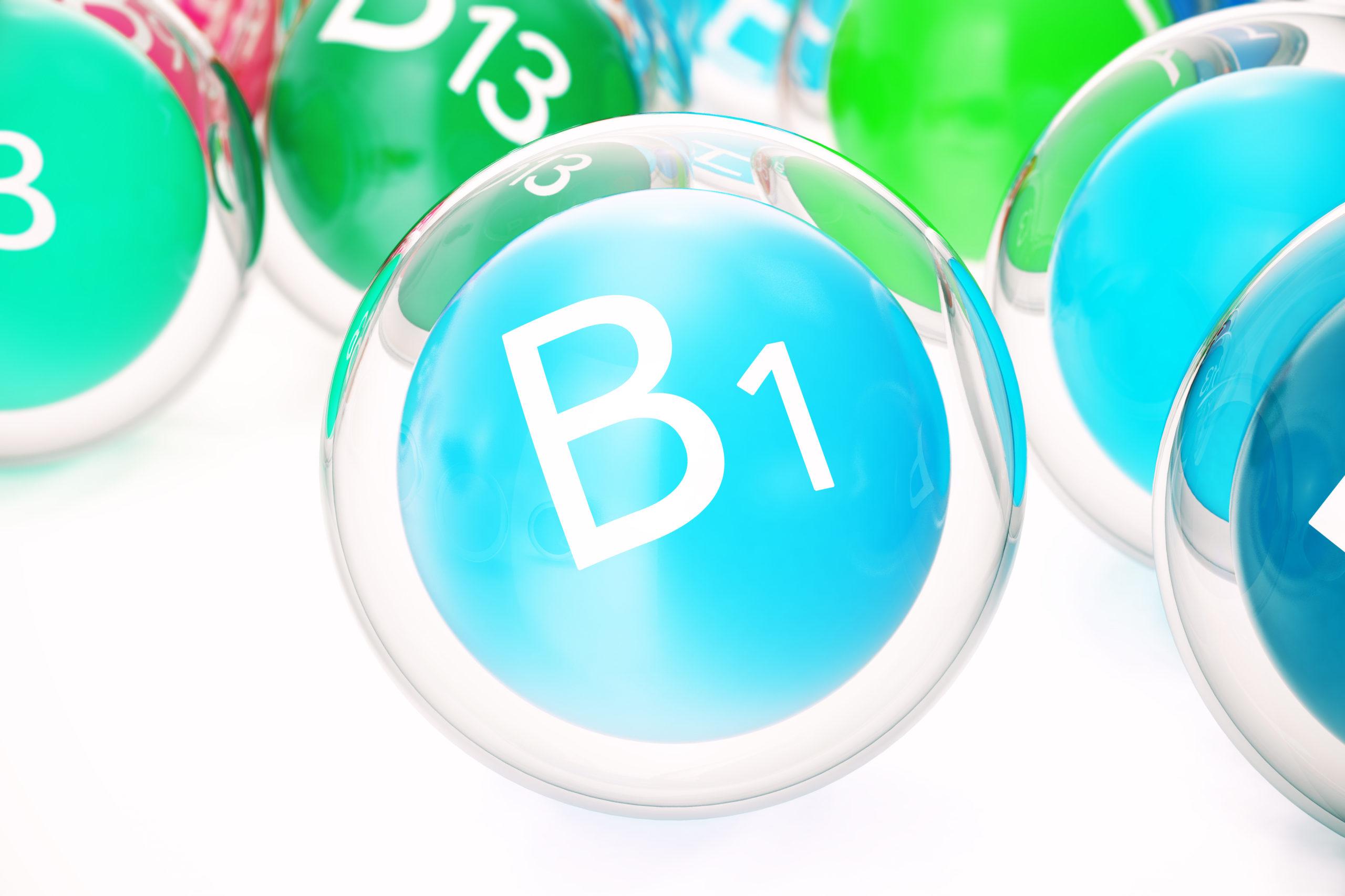 Thiamine: Vitamin B1