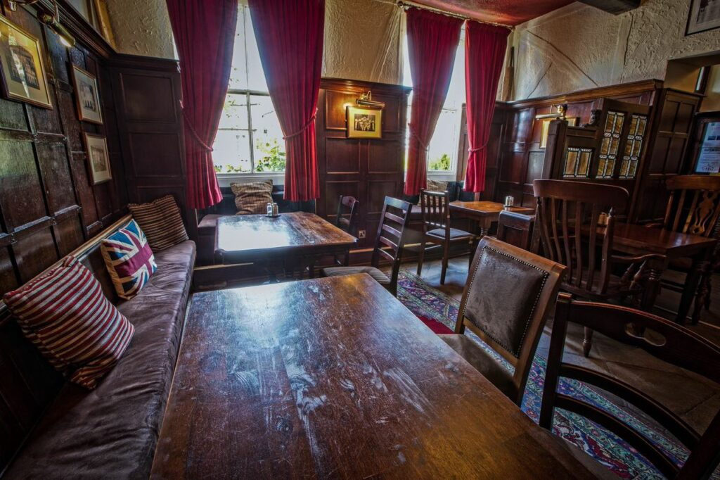 The Cricket Room at The Royal at Hayfield