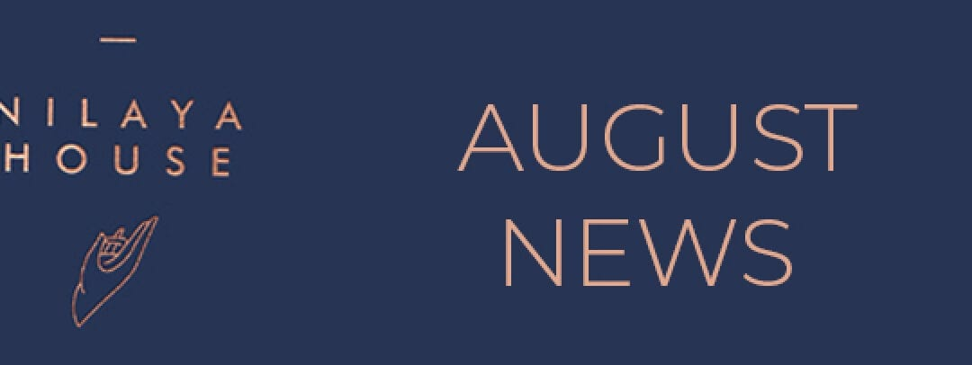 AUGUST NEWS 2020