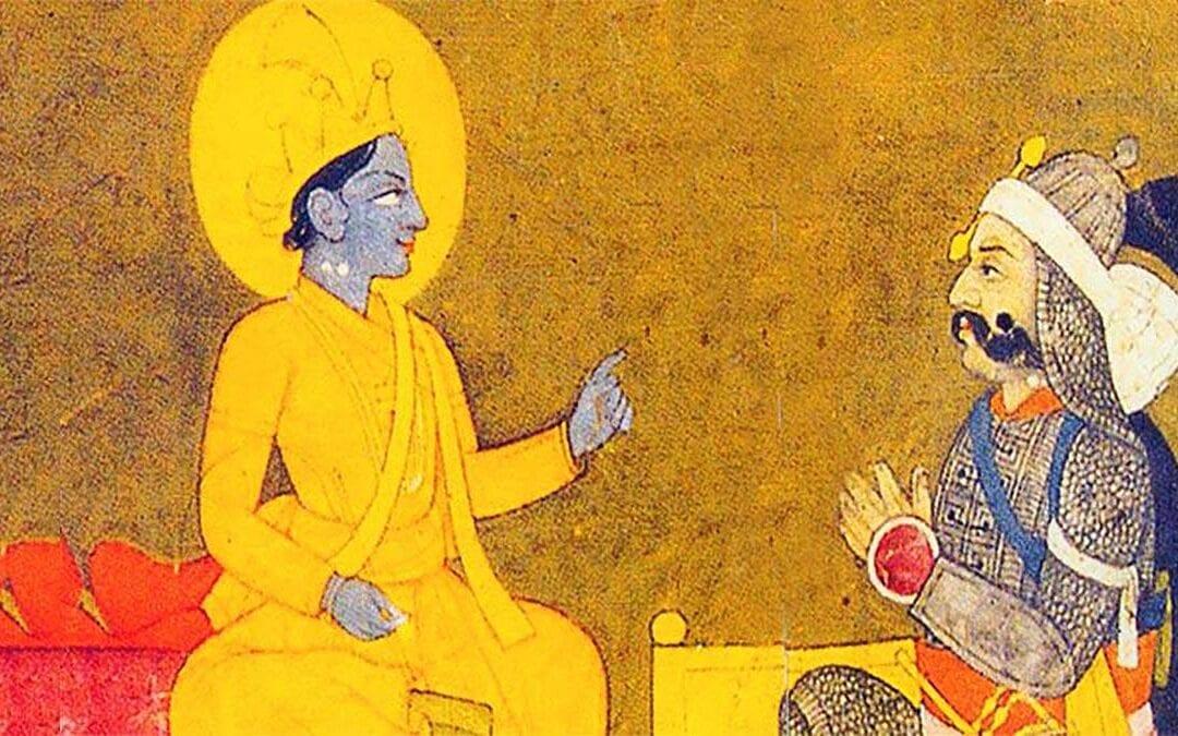 Yoga Philosophy: The Bhagavad Gita