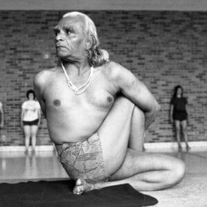 B.K.S. Iyengar yoga at Nilaya House, Dubai's premier Online Yoga site