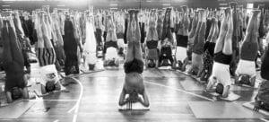 Iyengar yoga at Nilaya House, Dubai's premier Online Yoga site
