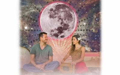 FULL MOON SOUND MEDITATION WITH AWAKENING PREMA