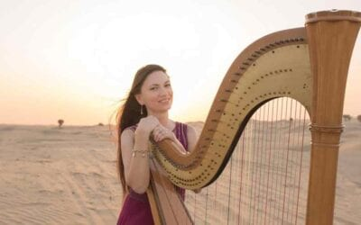 The Big Still – With Live Harp
