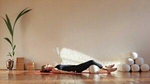 Nilaya House - Yoga Nidra for Better Sleep with Cathy Beasley