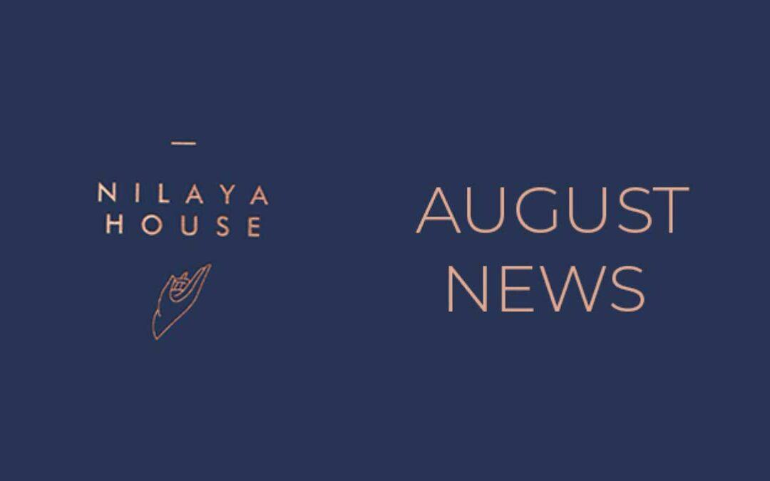 AUGUST NEWS 2021