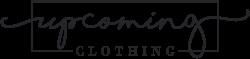 Upcoming Clothing Logo