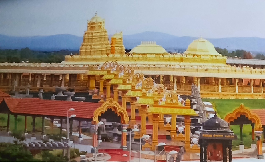 Golden Temple of Vellore