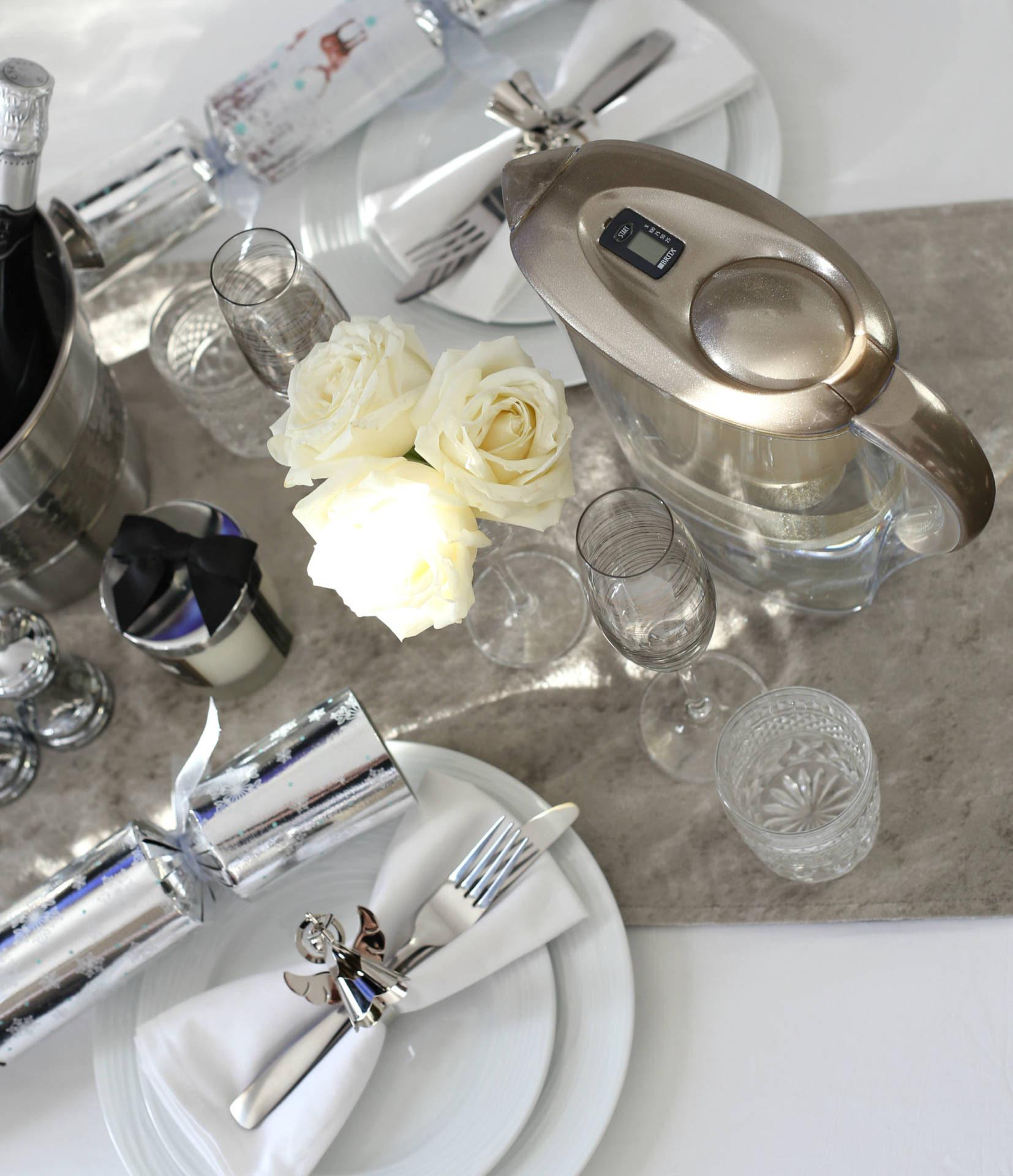 Christmas table setting inspiration
