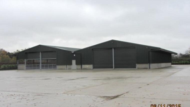 Workshops/Storage/ Open Storage – Ripley GU23