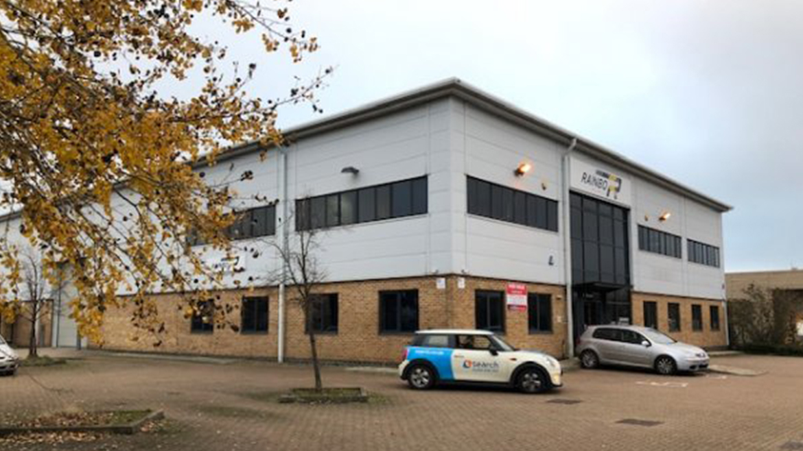 Warehouse/ Industrial – 12,420 sq ft – Crawley RH10