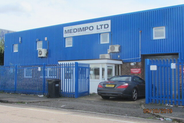 Warehouse/ Light Industrial – 6,800 sq ft – Croydon CR0