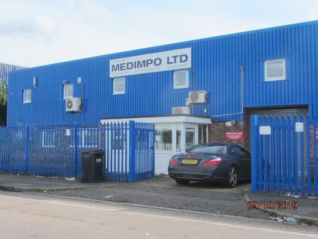 Warehouse/ Light Industrial – 6,800 sq ft – Croydon CR0