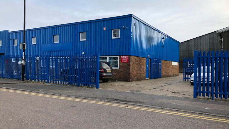 Warehouse / Industrial – 4,998 sq ft – Croydon CR0
