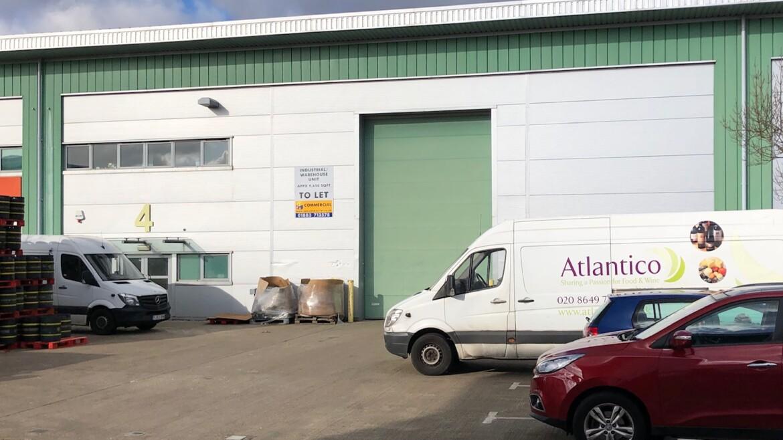 Warehouse/ Industrial – 9,647 sq ft – Croydon CR0