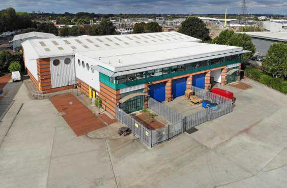 Light Industrial/ Warehouse 24,840  sq ft – Croydon CR0