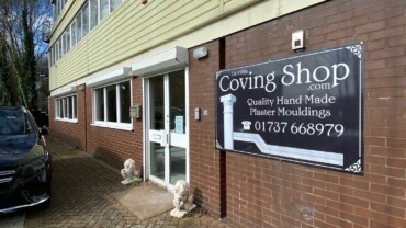 Workshops/offices/storage Class E use – 1,730 sq ft – Redhill RH1