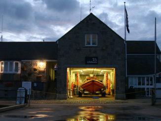 lifeboat boathouse