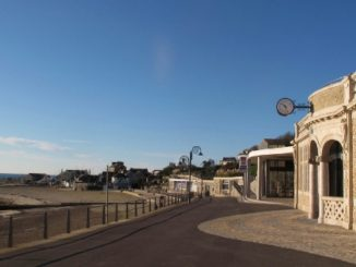 marine parade shelters