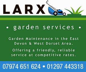 Larx Garden Services