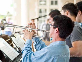Musicians at Jazz Jurassica