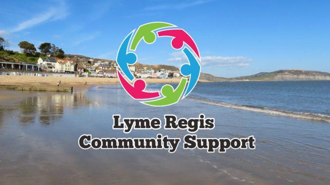 lyme regis community support