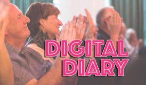 artsreach digital diary