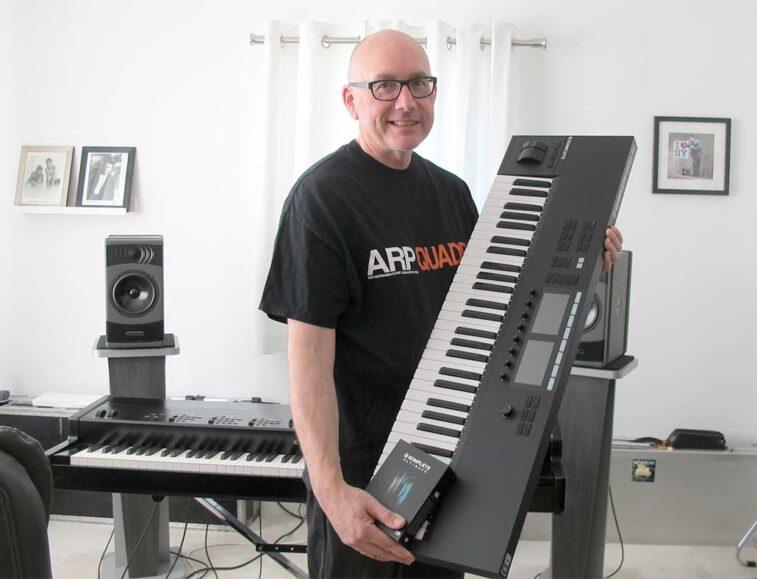 andrew ward piano