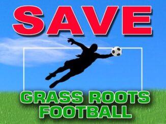 save grassroots football