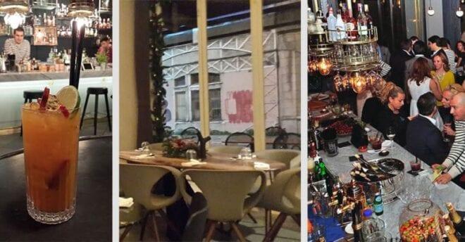 Karaköy 3 Gece Mekanı Goya, Mitte ve Colonie