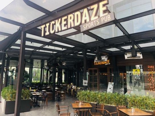 Tickerdaze Sports Bar
