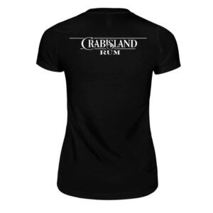 Women's Limited Edition Opening V-neck T-shirt – Black