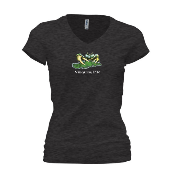 Women's Limited Edition Opening V-neck T-shirt – GRAY