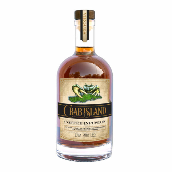 Crab Island Rum - Coffee Infusion