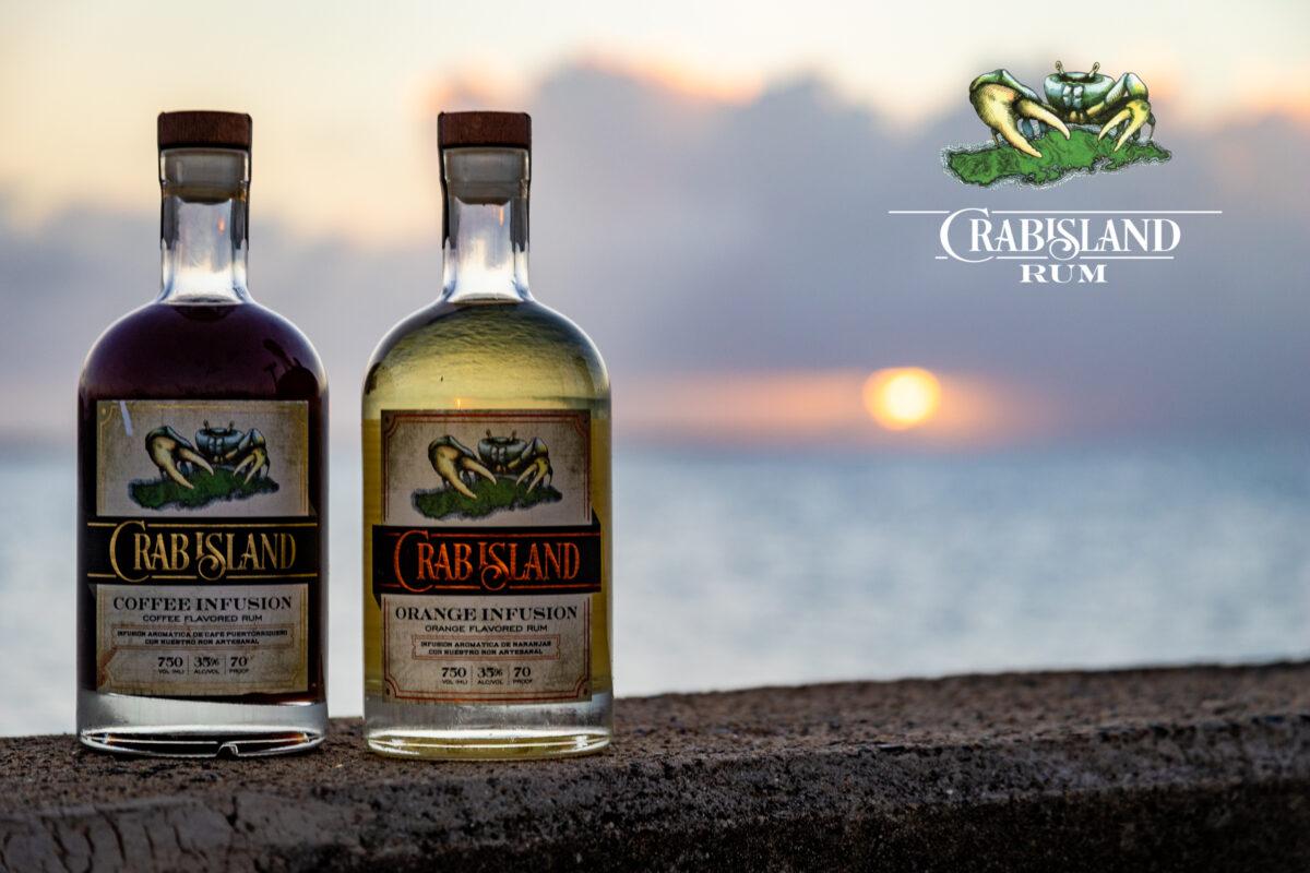 Crab Island Rum on Vieques