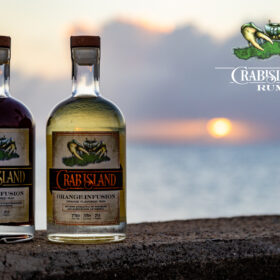 Crab Island Rum on Vieques