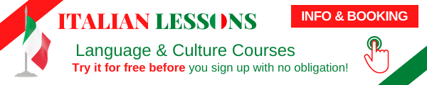 Every Monday Free Italian Conversation Class 2