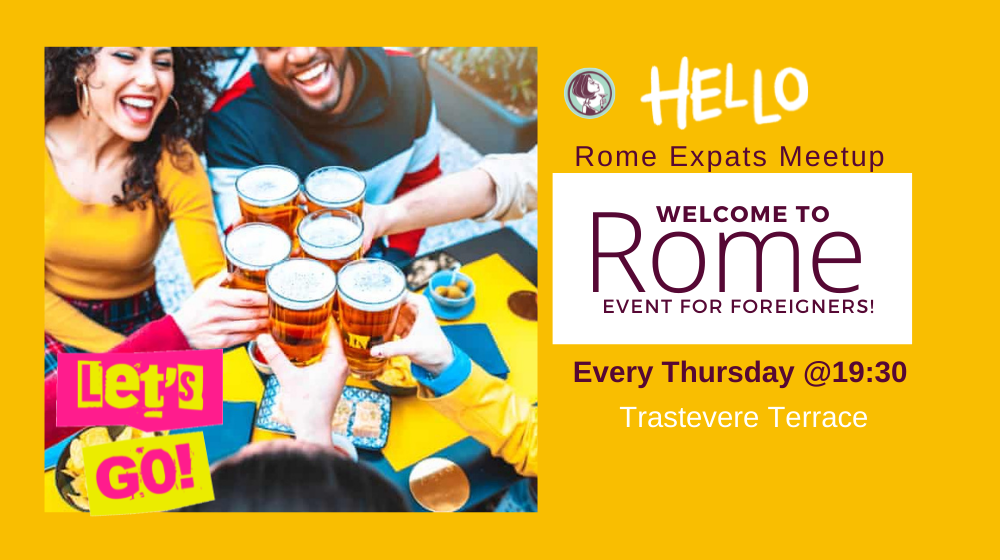 1000-Events-networking-meetups-in-Rome-Italy-for-foreigners-international-welcome-to-town