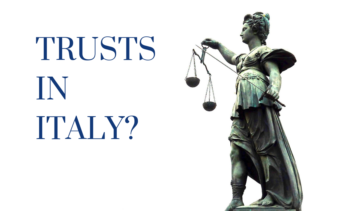 Trusts in Italy?