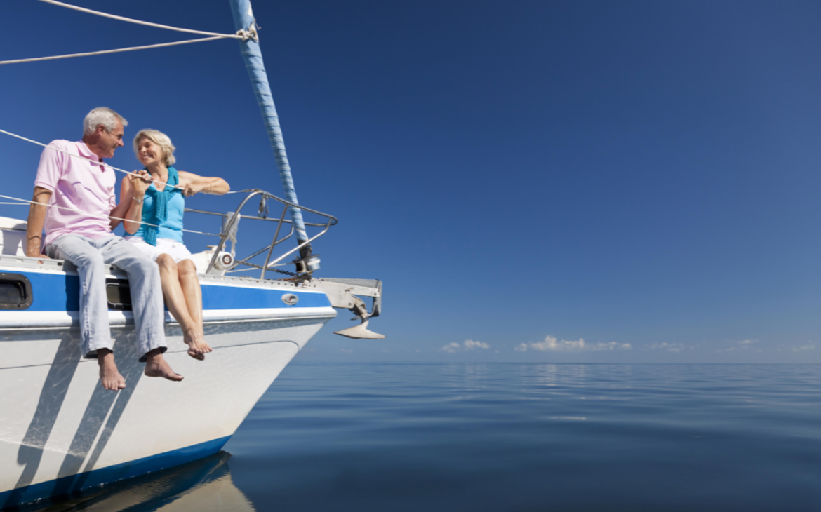 Now that you are in Italy, it is time to let your pension enjoy the sun too!