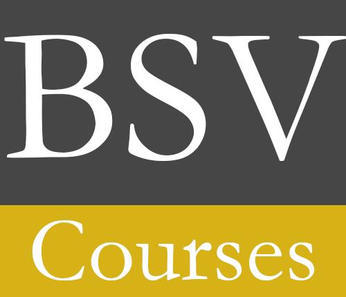 BSV Courses