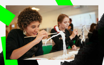 Sandringham School Art Classes for Secondary Students