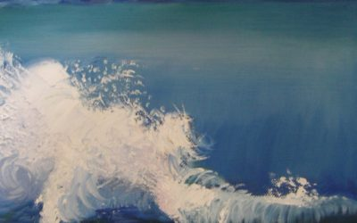 Oil Painting – Seascape and landscapes, beginners/intermediate online course